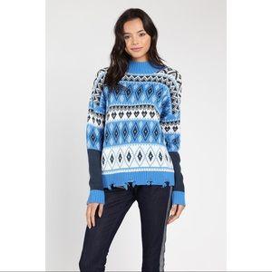 Honey Punch Diana Knit Sweater